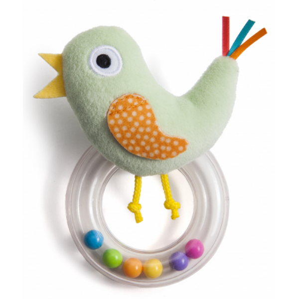 taf toys hrkálka vtáčik