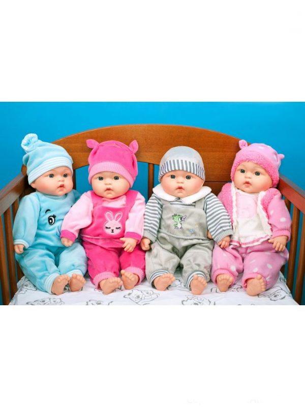 bábiky na 1 - 2 roky