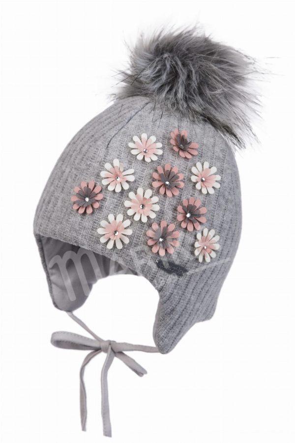dievčenská čiapka zimná