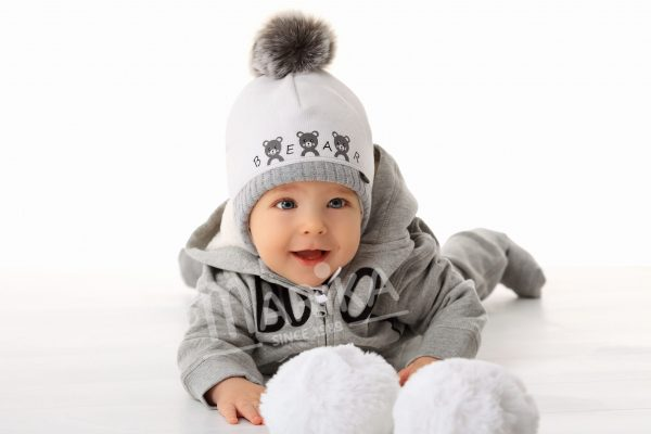 čiapka na zimu pre bábätko