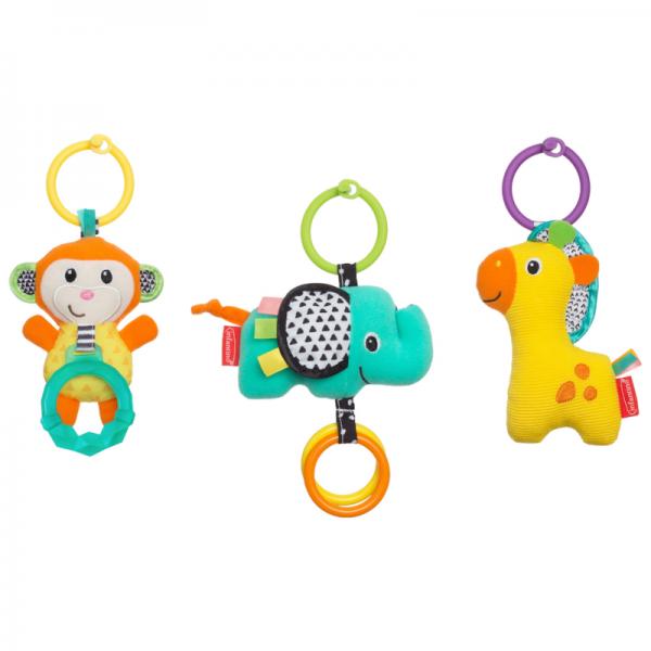 závesné hračky pre bábätká