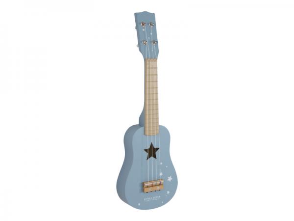 drevená gitara pre deti