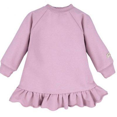 ružové šaty 74 80 86
