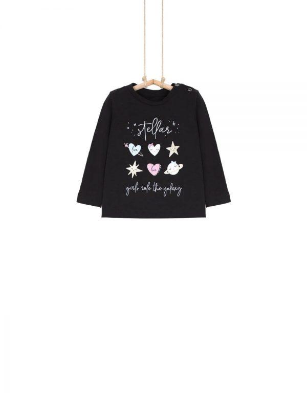 Dievčenské tričko Bebakids OLA