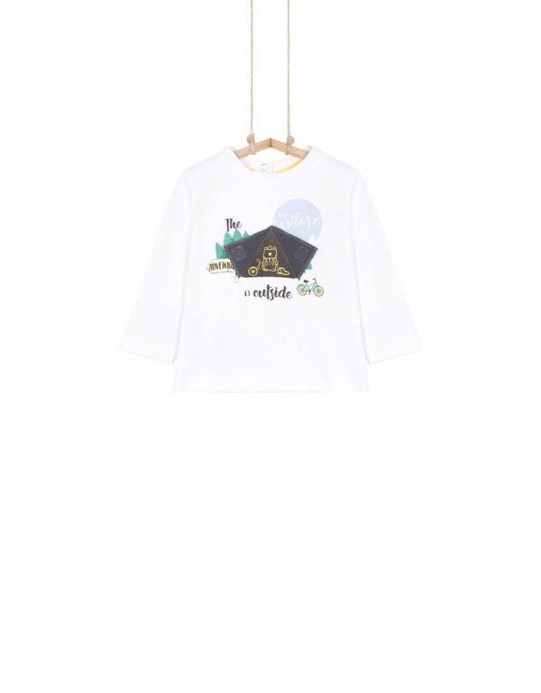 Chlapčenské tričko Bebakids BIL