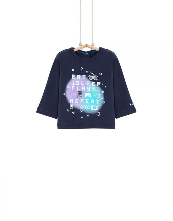 Chlapčenské tričko JUSTIN Bebakids