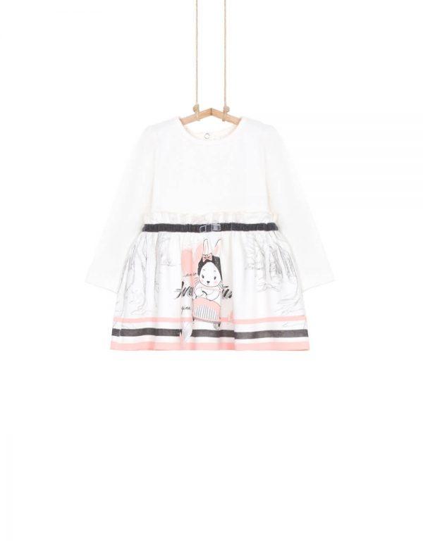 dievčenské šaty BEBA