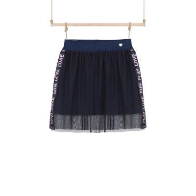 Dievčenská sukňa s tylom JASIKA
