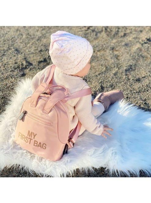 my first bag ružový