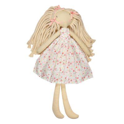 Bonikka Chi Chi ľanová bábika KELSEY blond