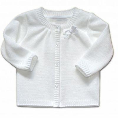 sievčenský sveter biely 104 110
