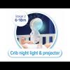 Infantino Hudobný kolotoč s projekciou 3v1