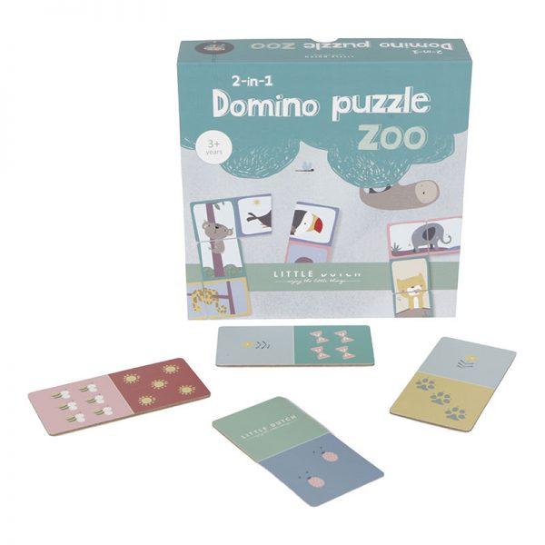 Domino Puzzle Little Dutch