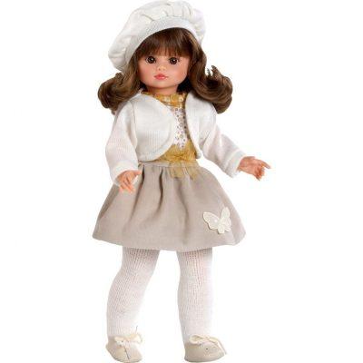 Luxusná detská bábika-dievčatko Berbesa Roberta 40 cm