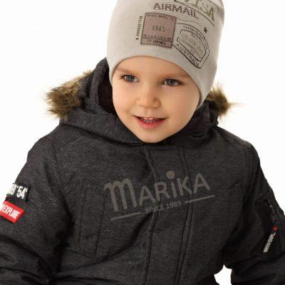 Chlapčenská zimná čiapka Marika VISA