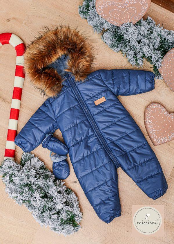štýlové detské overaly na zimu