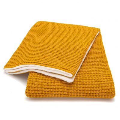 zateplená deka handmade