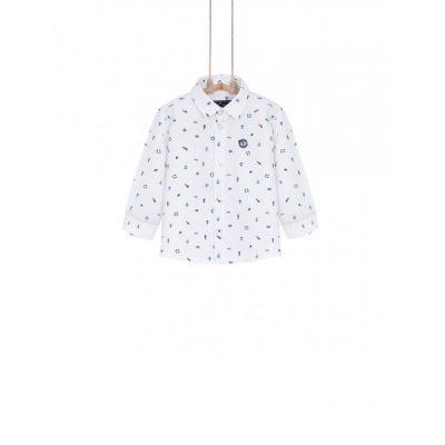 chlapčenská košeľa Bebakids Klay