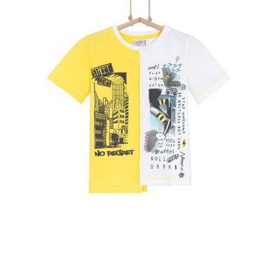 štýlové chlapčenské tričká