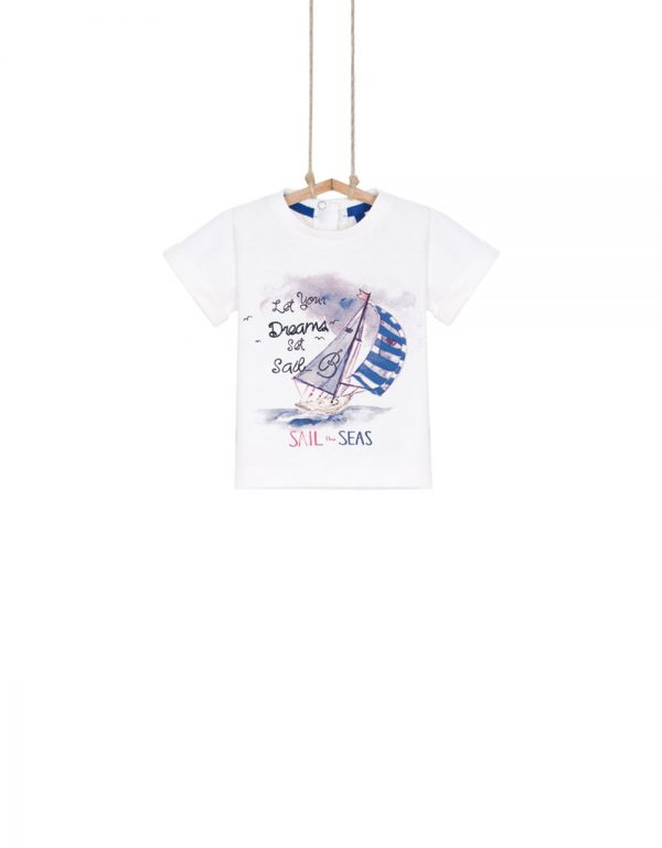 Detské tričko krátky rukáv BEBAKIDS KOBI