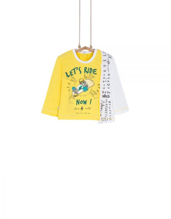 Detské tričko krátky rukáv BEBAKIDS TER