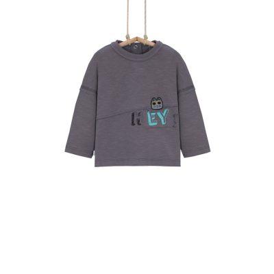 Detské tričko s dlhým rukávom TOMAS