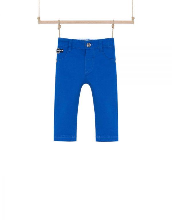 Chlapčenské nohavice modré BEBAKIDS KOLE