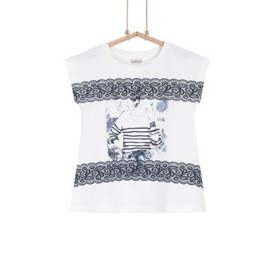 Dievčenské tričko BEBAKIDS KORTNI