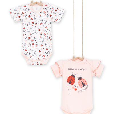 dojčenské body Lienky Bebakids