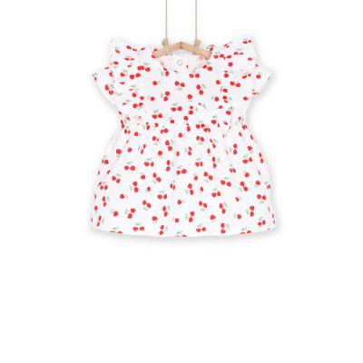 dojčenské šaty Čerešnička