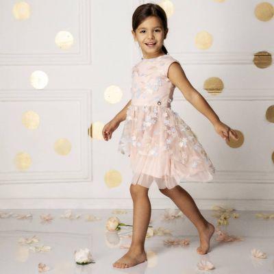 slávnostné šaty pre dievča