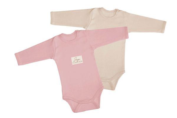 Dojčenské body JAPITEX ROSE béžové