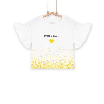 Dievčenské tričko s krátkym rukávom HELENA