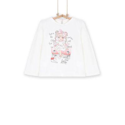 Dievčenské tričko Bebakids LEDA