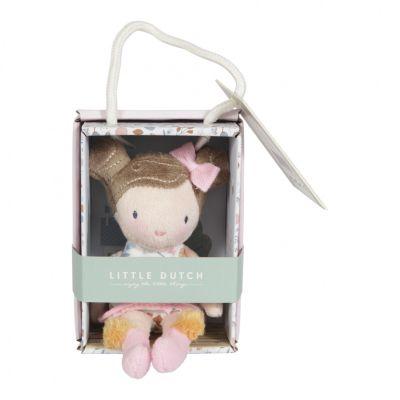 Little Dutch Bábika Rosa v krabičke 10cm