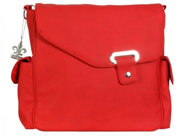 Kalencom Prebaľovacia taška Vegan Strawberry Red