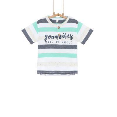 Chlapčenské tričko s krátkym rukávom RIK