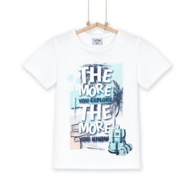 Chlapčenské tričko s krátkym rukávom RELJA