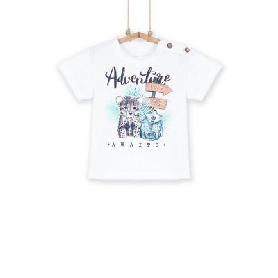 Chlapčenské tričko s krátkym rukávom RALE