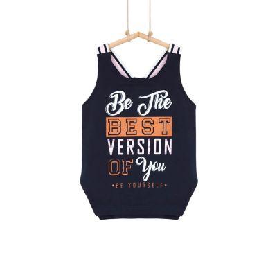 Dievčenské letné tričko na ramienka RENATA