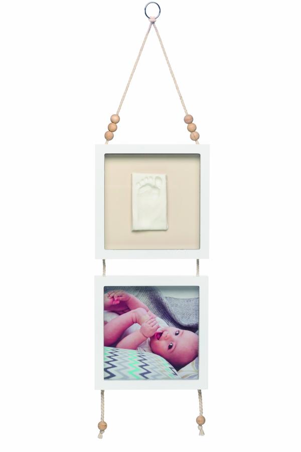Baby Art Závesný rámček Hanging Frame Double