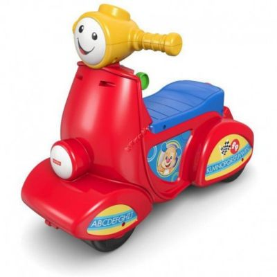 Fisher Price SMART STAGES HOVORIACI SCOOTER SK