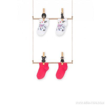 Dievčenské ponožky Srdce