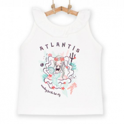 dievčenské tielko Atlantis