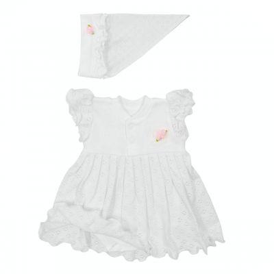 šaty na krst 68 74 Richelieu