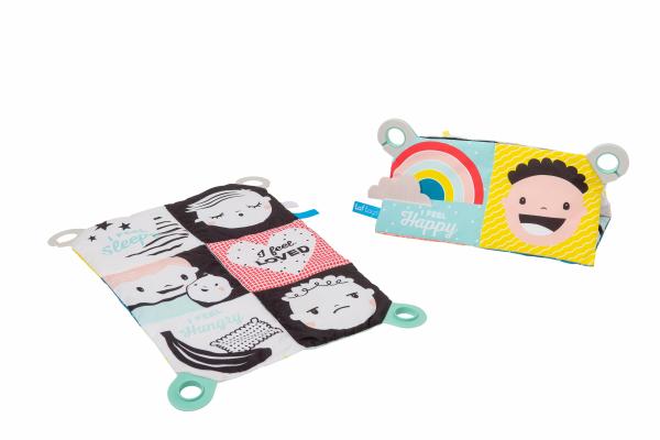 Taf Toys Pultík s tváričkami