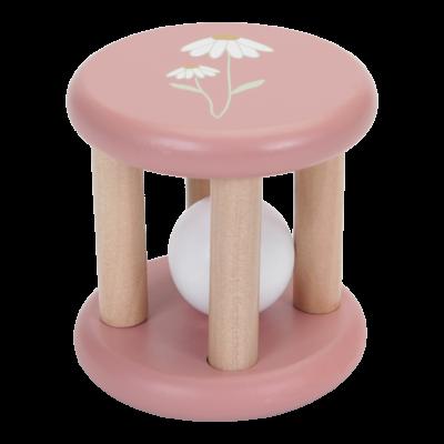 Little Dutch Gulička v klietke Pink Flowers