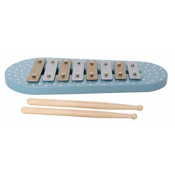 JaBaDaBaDo Xylofón modrý