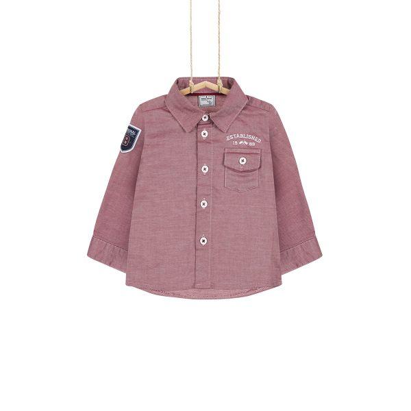 chlapčenská košeľa
