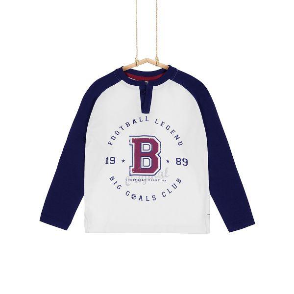 chlapčenské tričko pre futbalistu